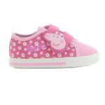 Cortina Childrens Girls PP001083 Peppa Pig Casual Trainers/Sneakers
