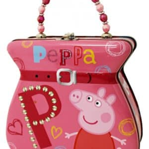Peppa Pig Carry All Tin Purse