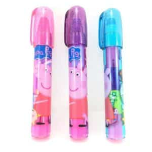 3 Pcs Peppa pig Fragrance Eraser Set