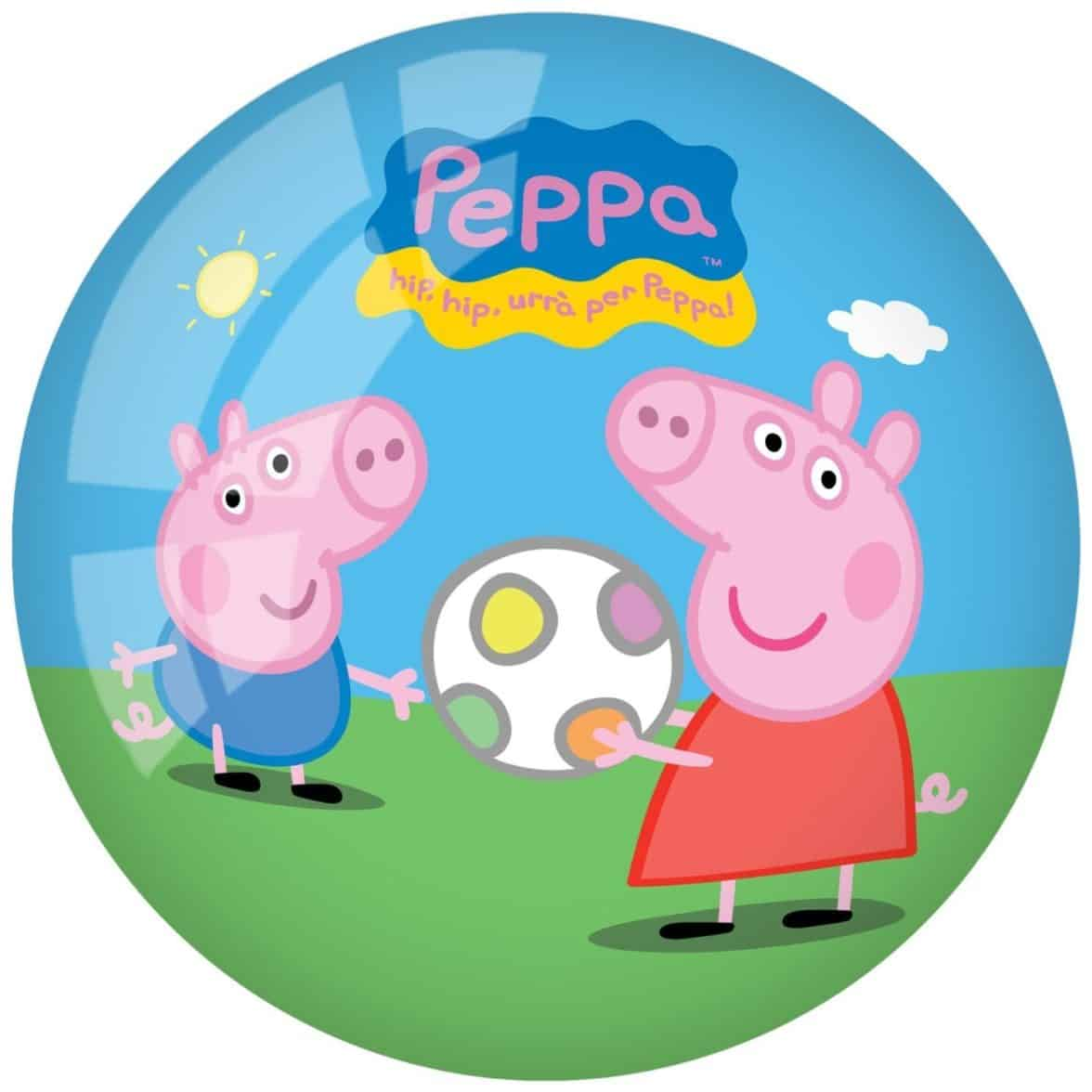 9 Inch Peppa Pig Play Ball - Peppa Pig Toys (BT187) [Toy]