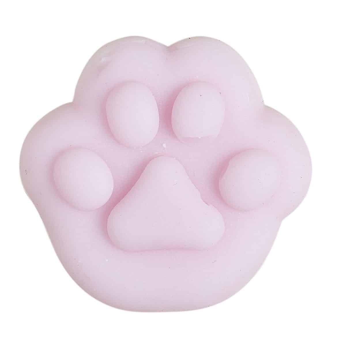 Cute Mini Animal Seals Healing Toys Slow Rising Squishy Stress Relief Toy for Kids Adults (Cat Claw)