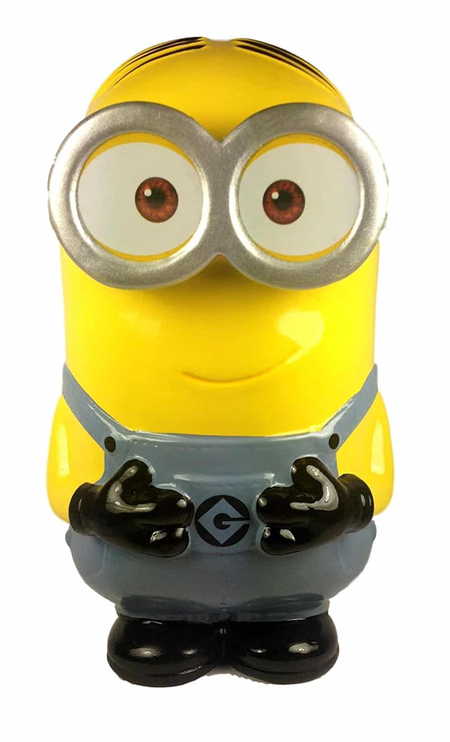 Despicable Me 2 Minion Ceramic Coin Bank
