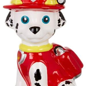 Nickelodeon Paw Patrol Marshall Molded Ceramic Piggy Bank