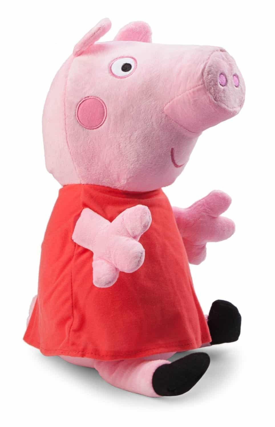 "Peppa Pig 17.5"" Plush Doll"