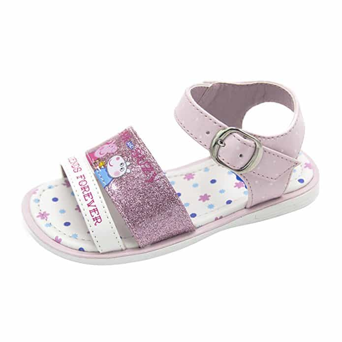 Peppa Pig Toddlers Summer Sandals