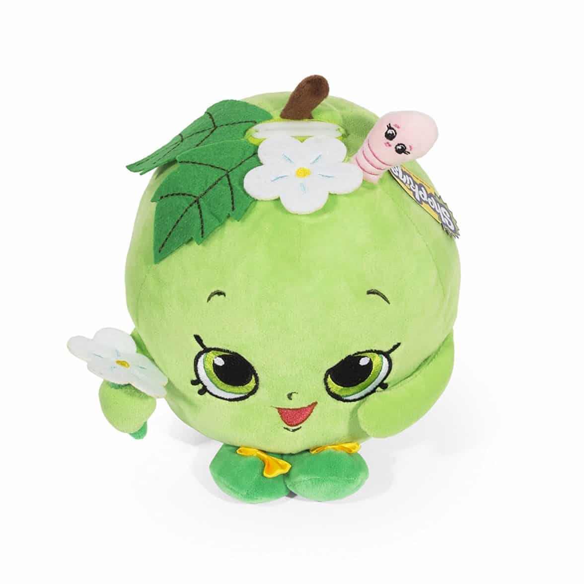 Shopkins Apple Blossom Plush Coin Bank