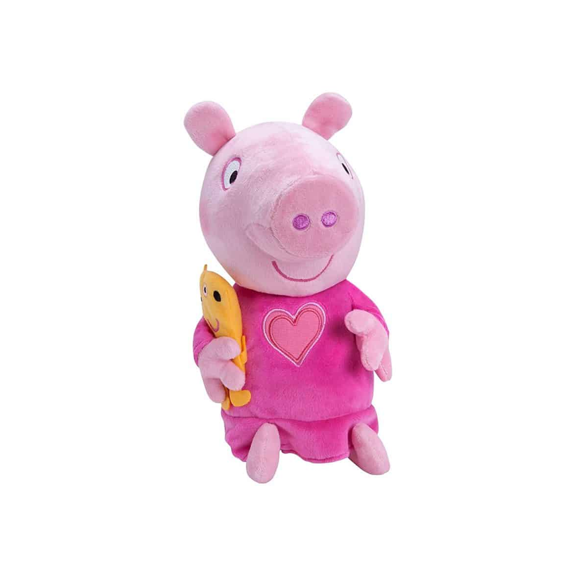 Sleep N Oink Peppa Pig Plush Talking Toy