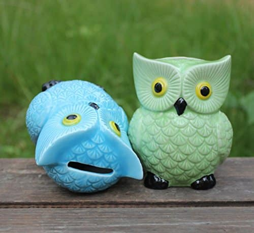Buy Zching Cute Owl Ceramic Piggy Bank Personalized Money