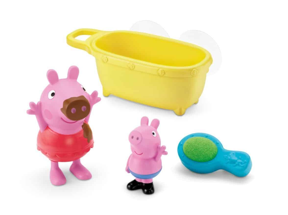 Buy Fisher-Price Muddy Puddles Bathtime Peppa Toy - The Piggy Store