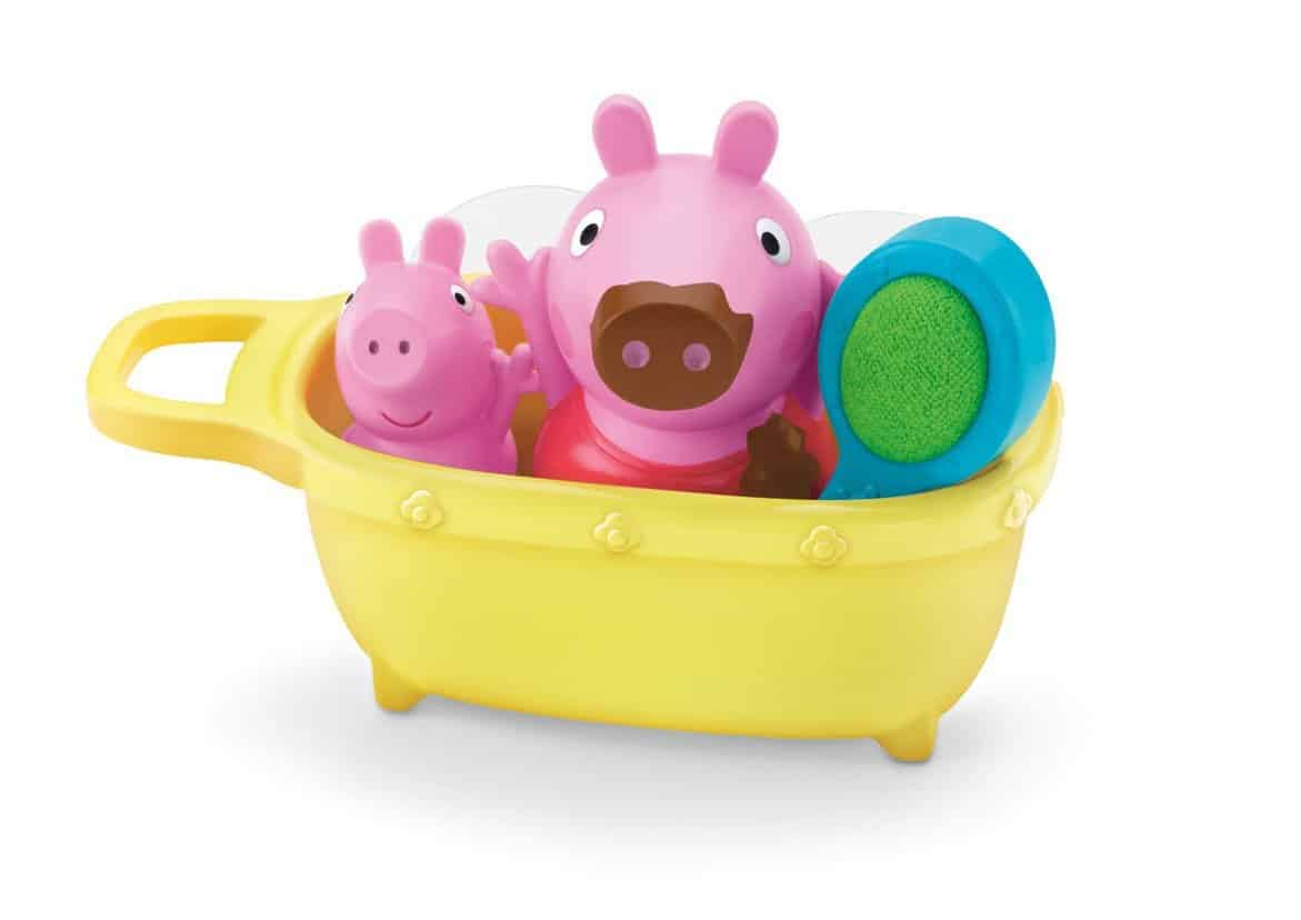 Buy Fisher Price Muddy Puddles Bathtime Peppa Toy The