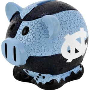 NCAA Small Thematic Piggy Bank