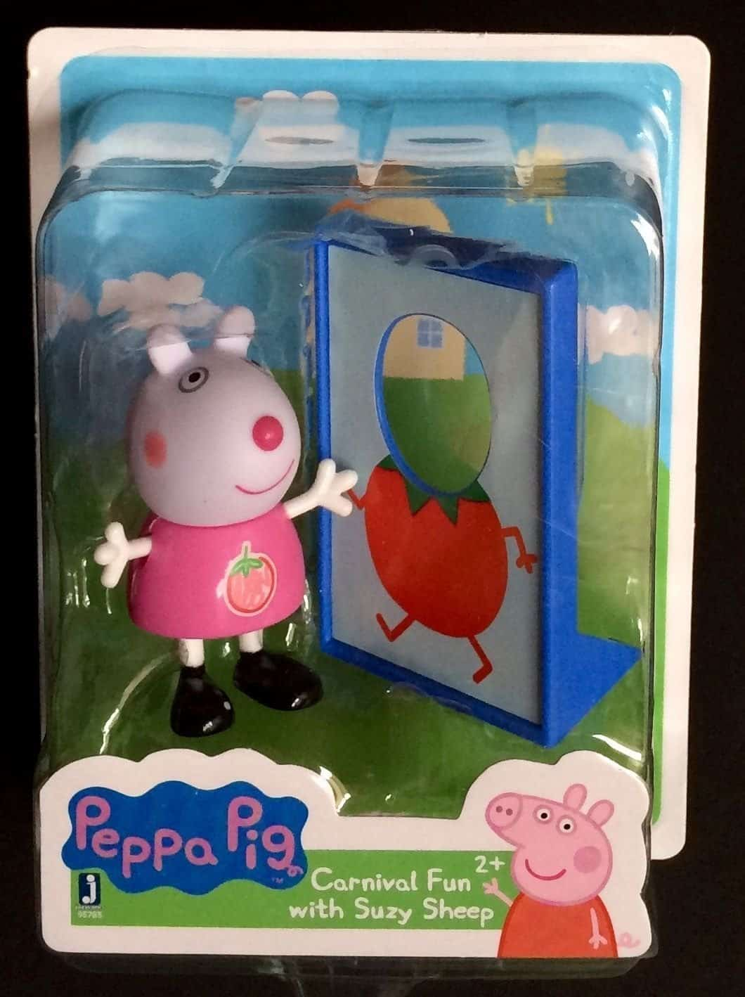 Peppa Pig Carnival Fun With Suzy Sheep