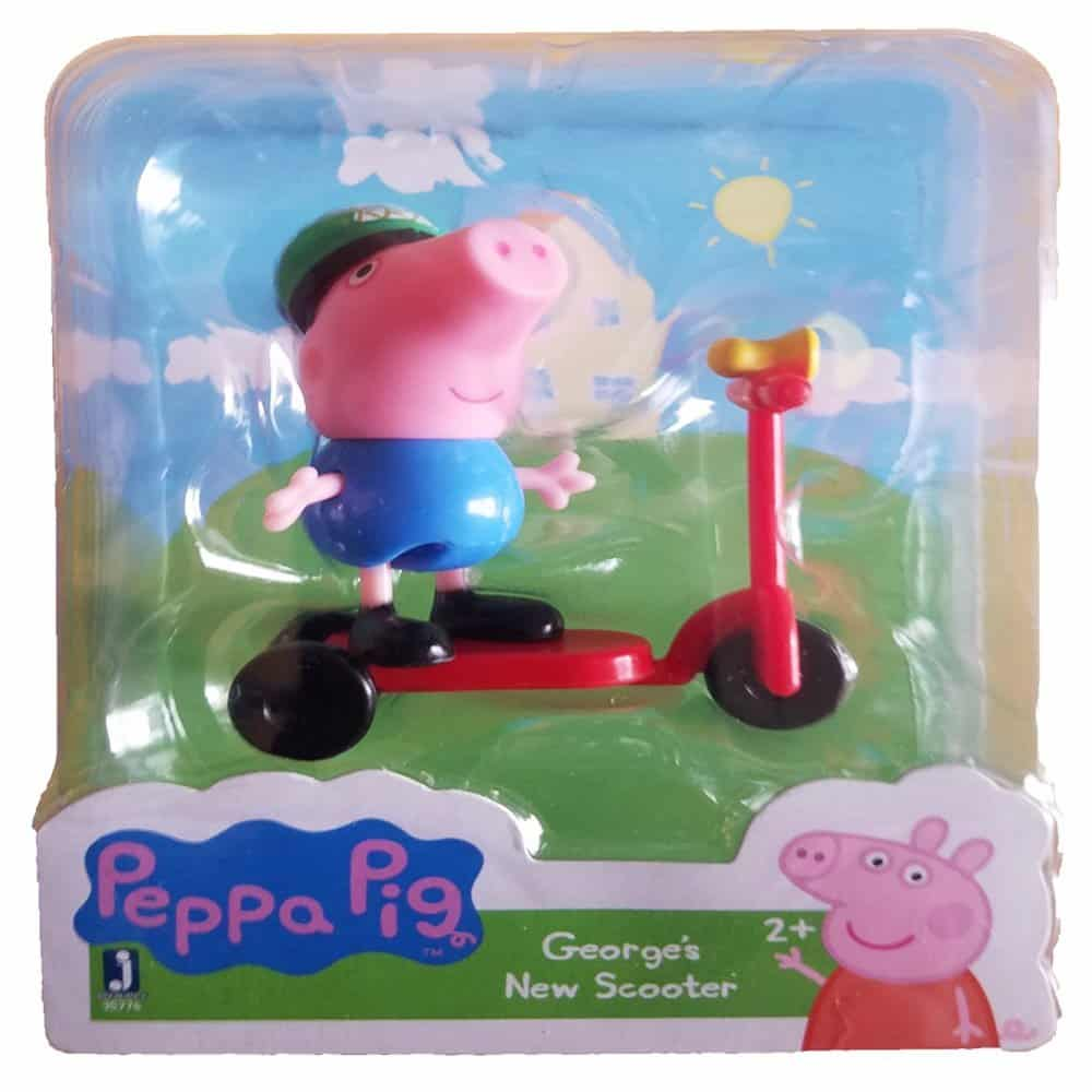 Peppa Pig George's New Scooter