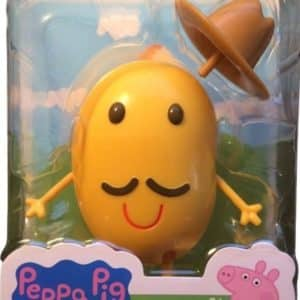 Peppa Pig Mr Potato Toy Figure