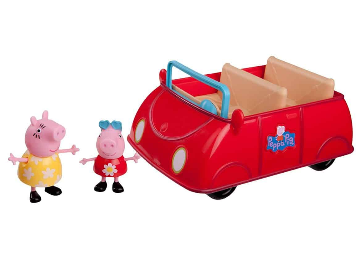 PEPPA PIG - Peppa's Red Car - The Piggy Store