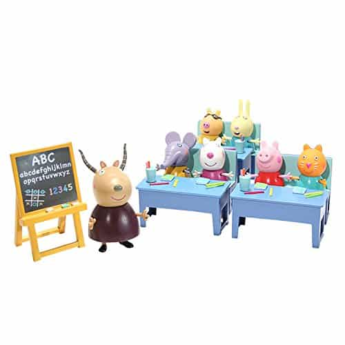 Peppa Pig Classroom Playset Toy