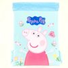 Peppa Pig Drawstrings String Backpack Sling Tote Bag Blue