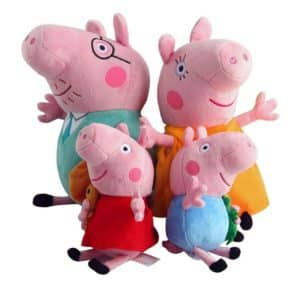 Peppa Pig Family Plush Toy