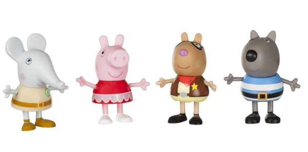 Peppa Pig - Fancy Dress Party Pack