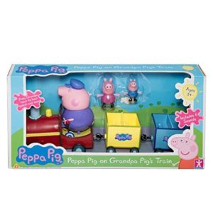 Peppa Pig Grandpa Pigs Train