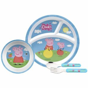 Peppa Pig Mealtime Set