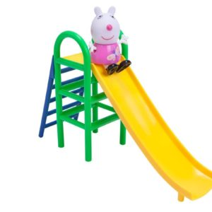 Peppa Pig Playground Fun Playset with Peppa Pig and Suzy Sheep
