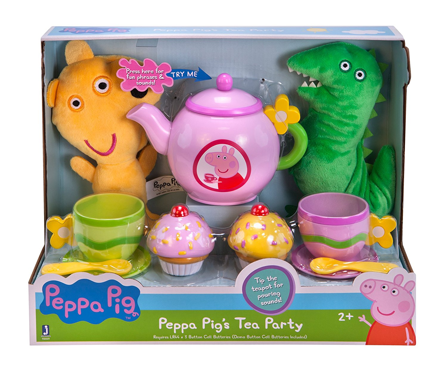 Peppa Pig Tea Time Role Play