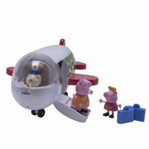 Peppa Pigs Holiday Plane Exclusive