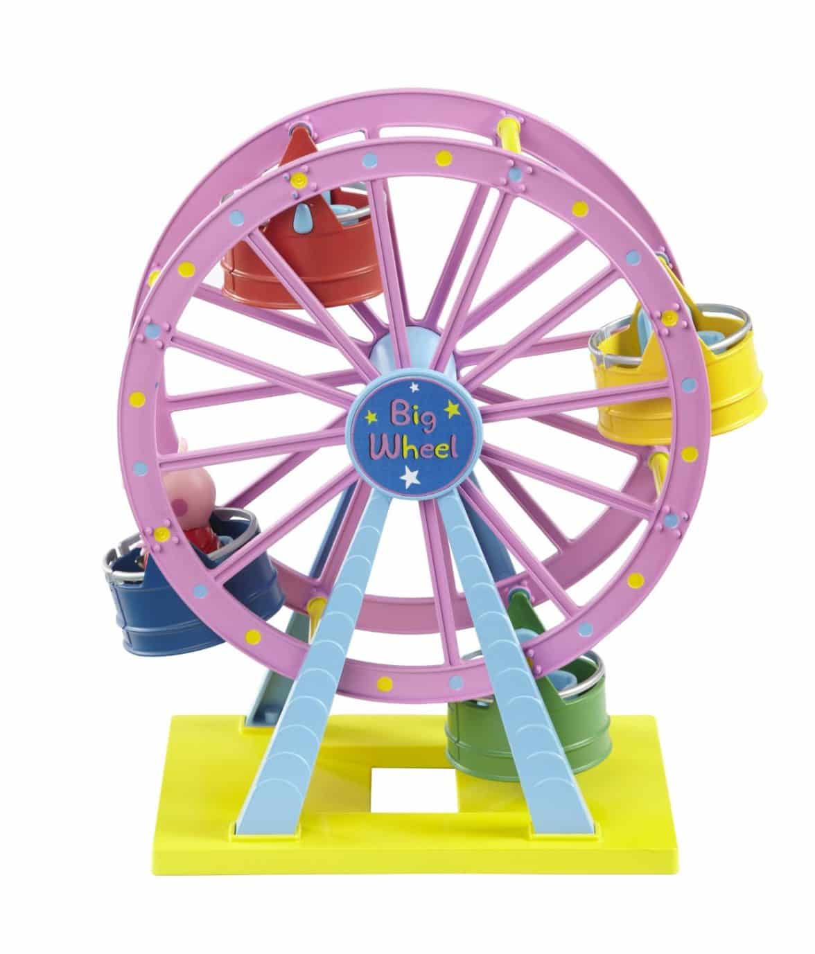 Peppa Pig's Theme Park Big Wheel