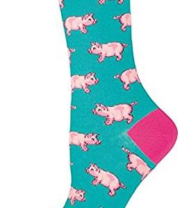 Little Piggy Women's Novelty Sock