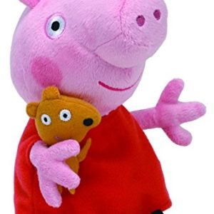 Ty Beanie Babies Peppa Pig Regular Plush