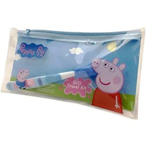 Brush Buddies Peppa Pig Eco Travel Kit