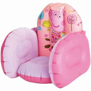 Children's Peppa Pig Inflatable Vinyl Furniture Chair Toy