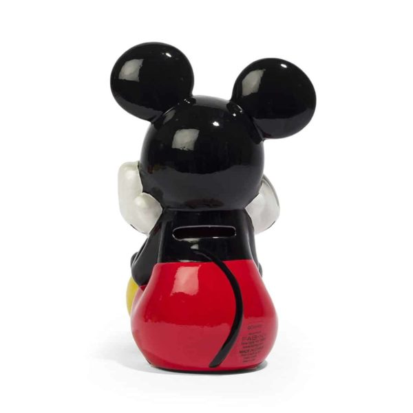 Disney Mickey Mouse Ceramic Coin Bank