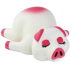 OPount 1 Piece 12cm Kawaii Pig Squishy jumbo squishies Slow Rising Toy for children