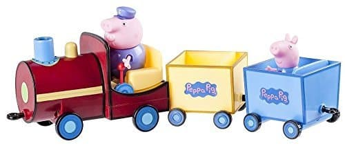 Peppa Pig 92601 Grandpa Train Toy