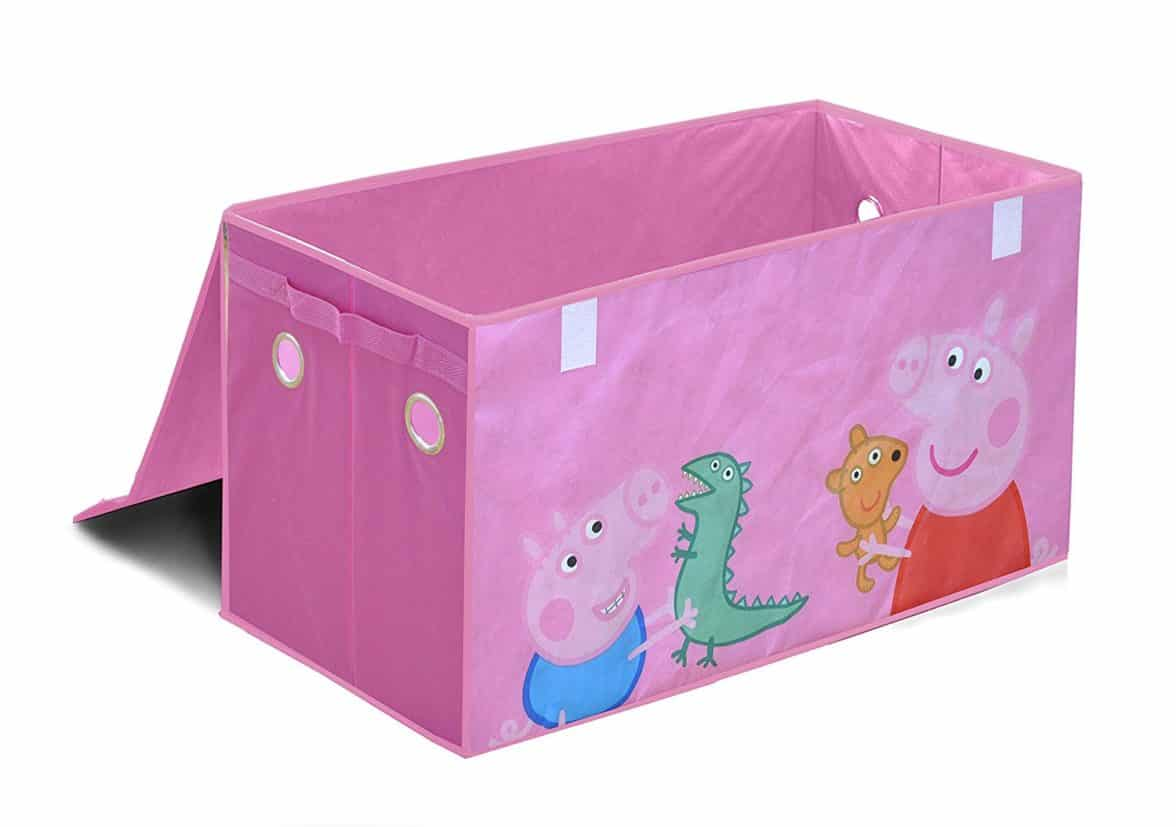 Peppa Pig Collapsible Storage Trunk, 16 x 14 x 30