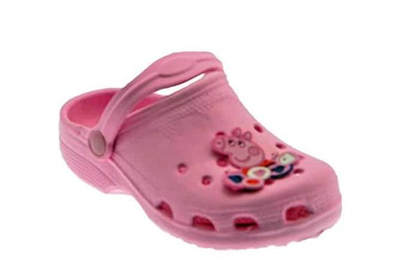 Peppa Pig Crok Peppa Slippers New Kids Shoes