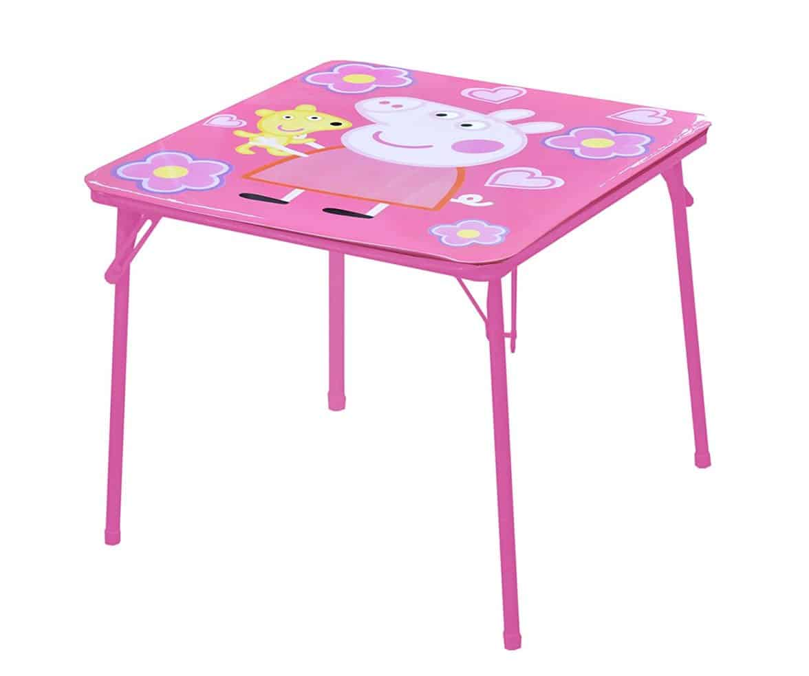 Shop Peppa Pig Table Amp Chair Set The Piggy Store