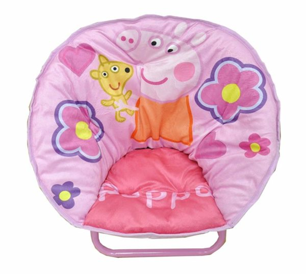 Peppa Pig Toddler Saucer Chair