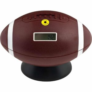 Trademark Games Football Digital Coin Counting Bank