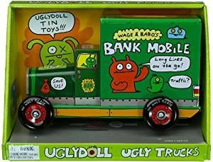 Wage & Babo's Bank Mobile Uglydoll Tin Truck Coin Bank Series