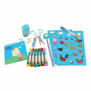 Peppa Pig 20Pc Multi-Activity Stationary Set (Cpep046)