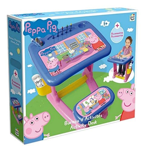 Peppa Pig Activity Desk and Seat
