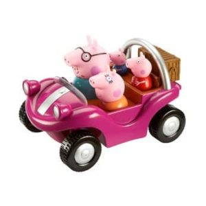 Peppa Pig Adventure Buggy Toy