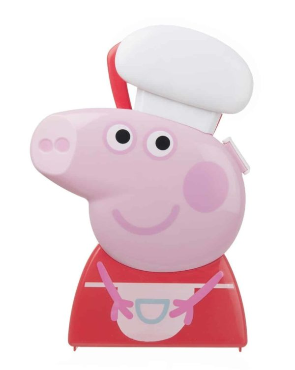 Peppa Pig Child's Chef Cooking Case For Kids!