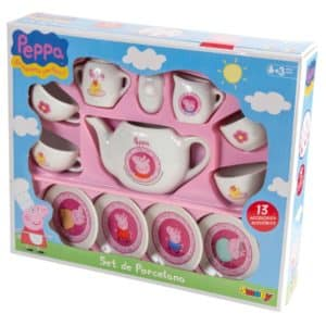 Smoby Tea Set Porcellana Peppa Pig