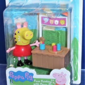 World of Peppa Pig Face Painting with Peppa Pig!